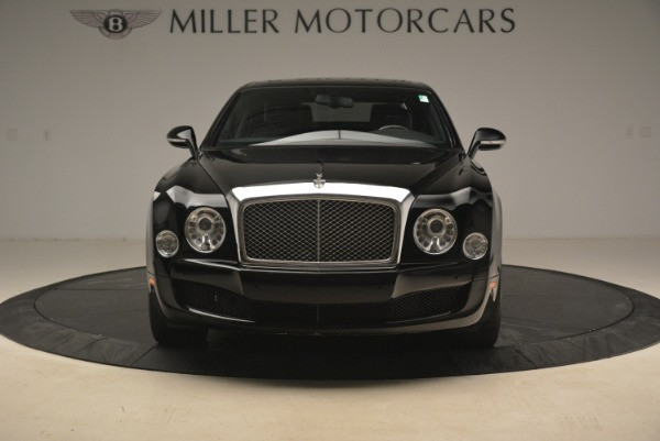 Used 2013 Bentley Mulsanne Le Mans Edition for sale Sold at Rolls-Royce Motor Cars Greenwich in Greenwich CT 06830 12