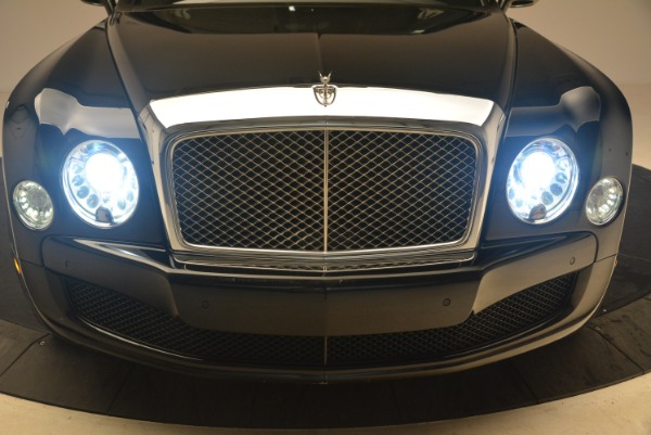 Used 2013 Bentley Mulsanne Le Mans Edition for sale Sold at Rolls-Royce Motor Cars Greenwich in Greenwich CT 06830 13