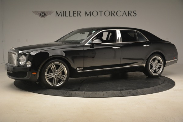 Used 2013 Bentley Mulsanne Le Mans Edition for sale Sold at Rolls-Royce Motor Cars Greenwich in Greenwich CT 06830 2