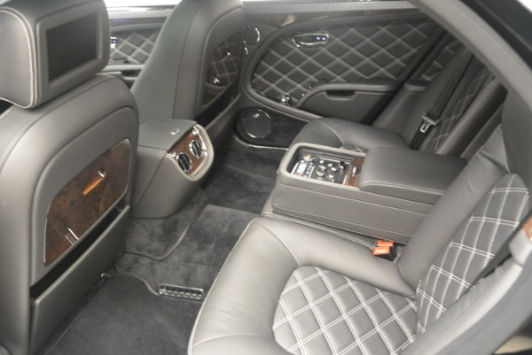 Used 2013 Bentley Mulsanne Le Mans Edition for sale Sold at Rolls-Royce Motor Cars Greenwich in Greenwich CT 06830 20