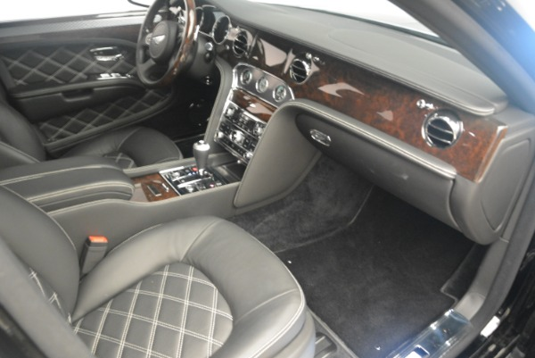 Used 2013 Bentley Mulsanne Le Mans Edition for sale Sold at Rolls-Royce Motor Cars Greenwich in Greenwich CT 06830 27