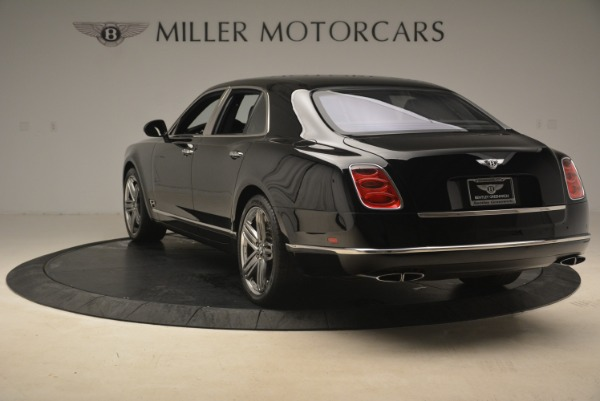 Used 2013 Bentley Mulsanne Le Mans Edition for sale Sold at Rolls-Royce Motor Cars Greenwich in Greenwich CT 06830 5
