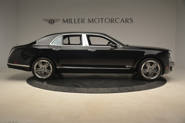 Used 2013 Bentley Mulsanne Le Mans Edition for sale Sold at Rolls-Royce Motor Cars Greenwich in Greenwich CT 06830 9