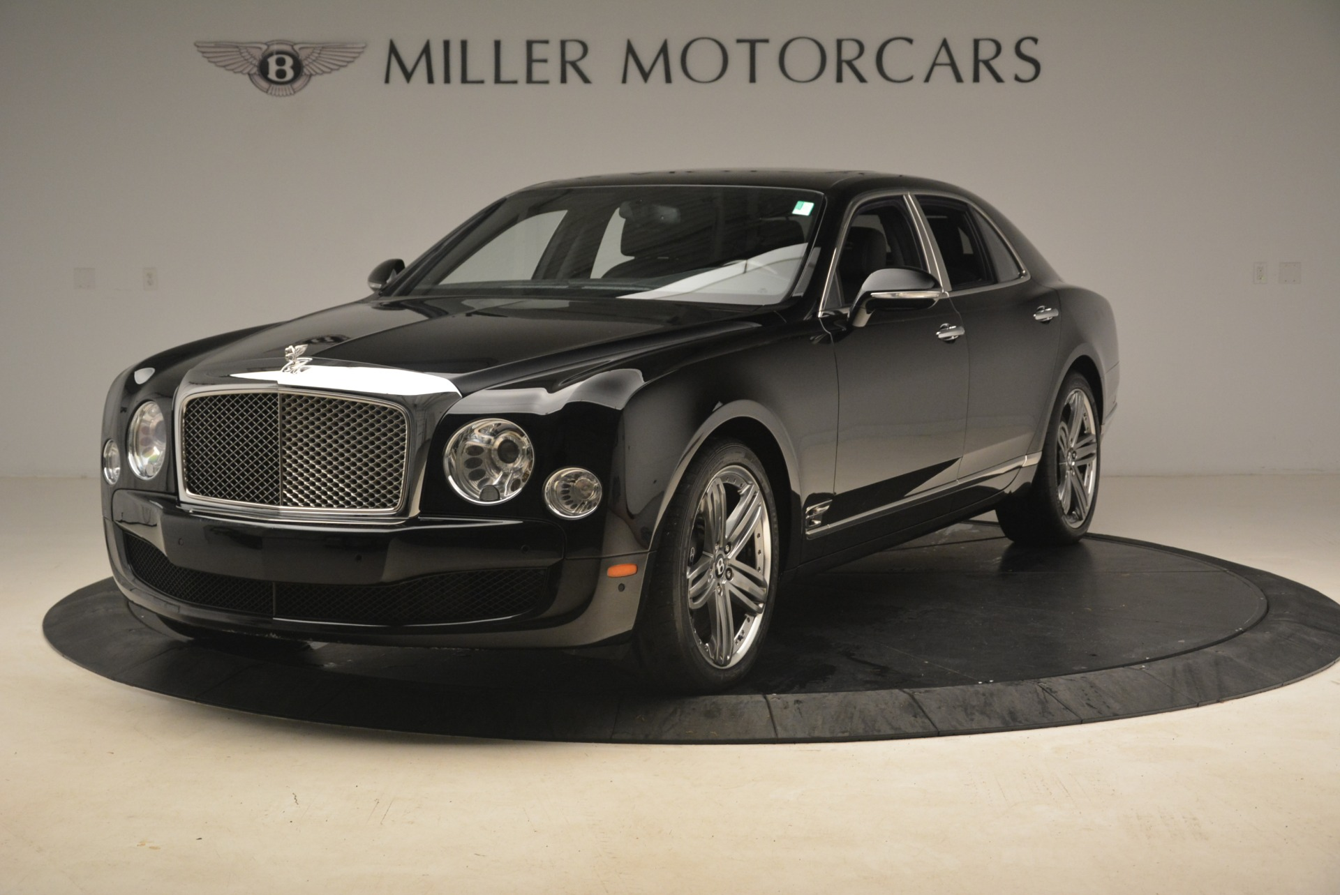 Used 2013 Bentley Mulsanne Le Mans Edition for sale Sold at Rolls-Royce Motor Cars Greenwich in Greenwich CT 06830 1