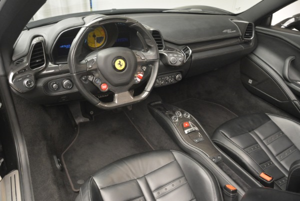 Used 2013 Ferrari 458 Spider for sale Sold at Rolls-Royce Motor Cars Greenwich in Greenwich CT 06830 25
