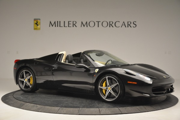 Used 2014 Ferrari 458 Spider for sale Sold at Rolls-Royce Motor Cars Greenwich in Greenwich CT 06830 10