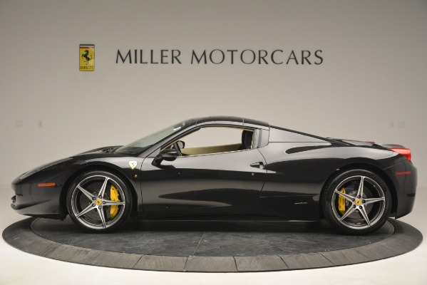 Used 2014 Ferrari 458 Spider for sale Sold at Rolls-Royce Motor Cars Greenwich in Greenwich CT 06830 15