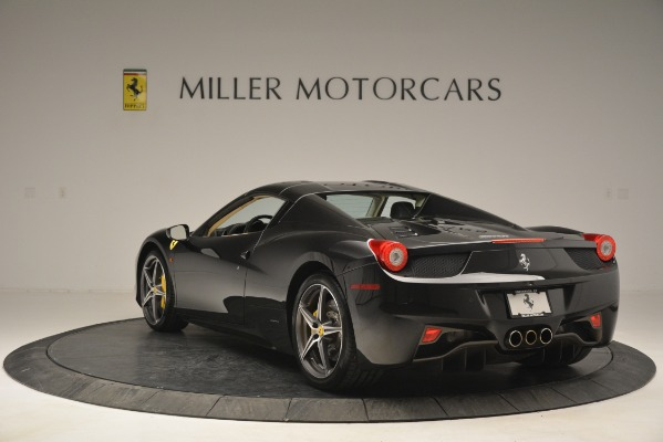 Used 2014 Ferrari 458 Spider for sale Sold at Rolls-Royce Motor Cars Greenwich in Greenwich CT 06830 17