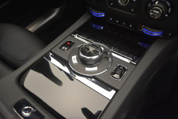 New 2016 Rolls-Royce Ghost Series II for sale Sold at Rolls-Royce Motor Cars Greenwich in Greenwich CT 06830 25