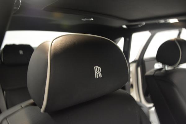 New 2016 Rolls-Royce Ghost Series II for sale Sold at Rolls-Royce Motor Cars Greenwich in Greenwich CT 06830 26