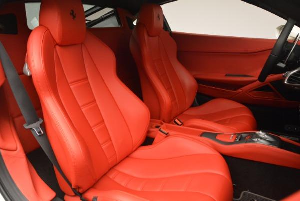 Used 2014 Ferrari 458 Italia for sale Sold at Rolls-Royce Motor Cars Greenwich in Greenwich CT 06830 19