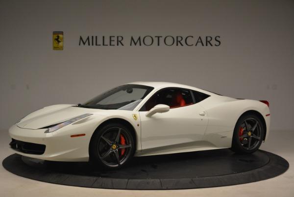 Used 2014 Ferrari 458 Italia for sale Sold at Rolls-Royce Motor Cars Greenwich in Greenwich CT 06830 2