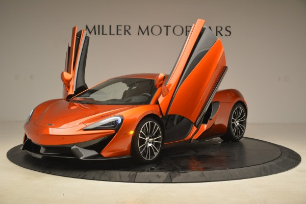 Used 2016 McLaren 570S for sale Sold at Rolls-Royce Motor Cars Greenwich in Greenwich CT 06830 14