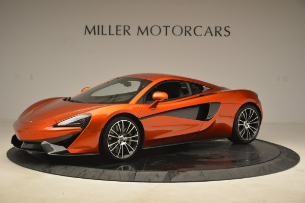 Used 2016 McLaren 570S for sale Sold at Rolls-Royce Motor Cars Greenwich in Greenwich CT 06830 2