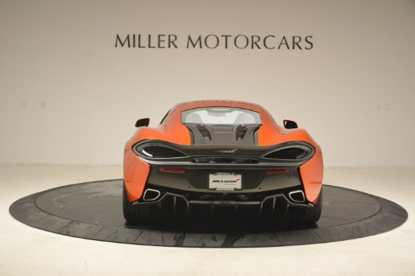 Used 2016 McLaren 570S for sale Sold at Rolls-Royce Motor Cars Greenwich in Greenwich CT 06830 6