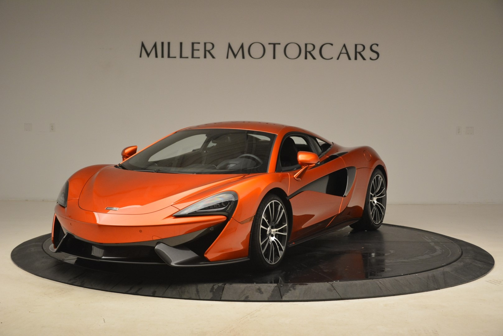 Used 2016 McLaren 570S for sale Sold at Rolls-Royce Motor Cars Greenwich in Greenwich CT 06830 1