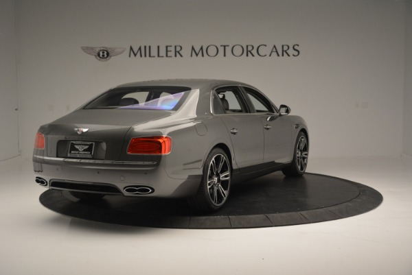 Used 2017 Bentley Flying Spur V8 S for sale Sold at Rolls-Royce Motor Cars Greenwich in Greenwich CT 06830 7