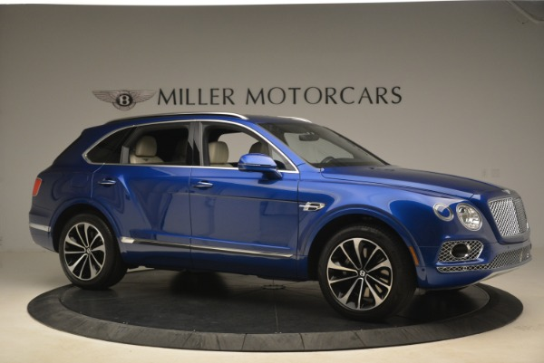 Used 2018 Bentley Bentayga W12 Signature for sale $169,900 at Rolls-Royce Motor Cars Greenwich in Greenwich CT 06830 10