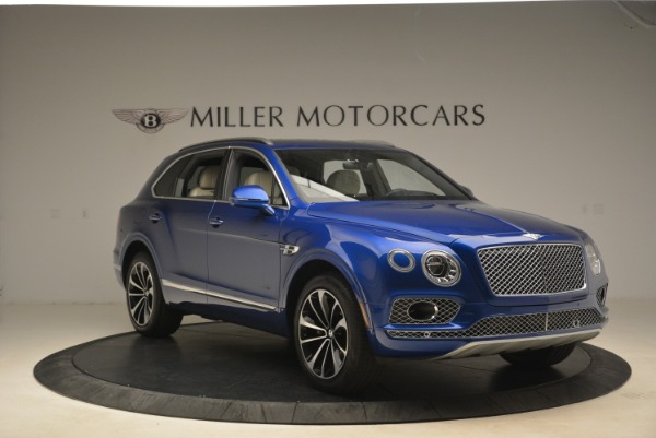 Used 2018 Bentley Bentayga W12 Signature for sale $169,900 at Rolls-Royce Motor Cars Greenwich in Greenwich CT 06830 11