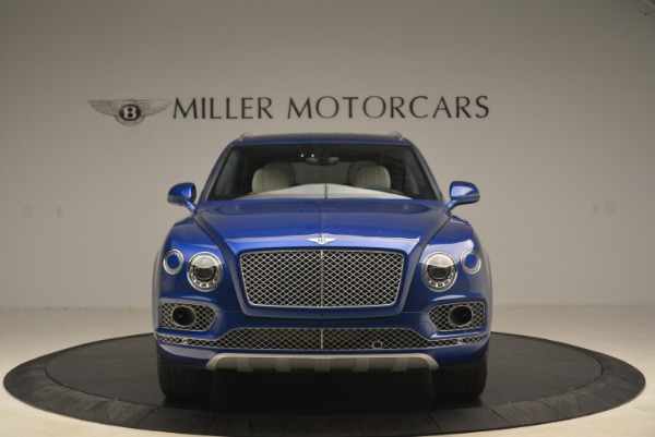 Used 2018 Bentley Bentayga W12 Signature for sale Sold at Rolls-Royce Motor Cars Greenwich in Greenwich CT 06830 12