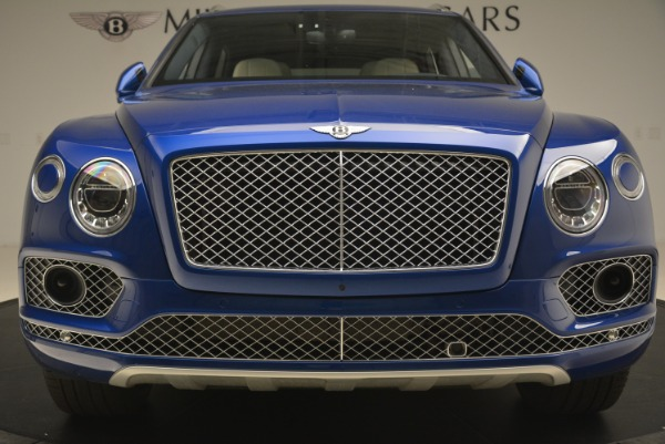 Used 2018 Bentley Bentayga W12 Signature for sale $169,900 at Rolls-Royce Motor Cars Greenwich in Greenwich CT 06830 13
