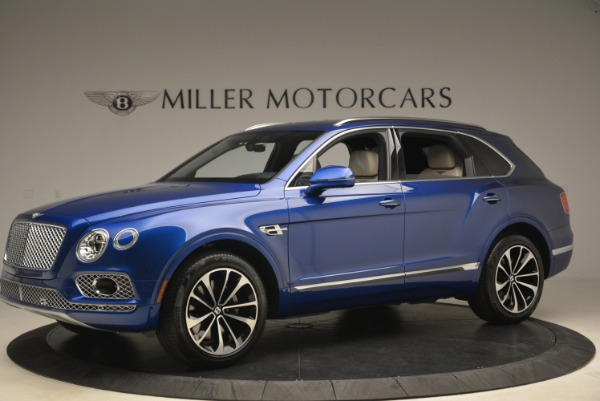 Used 2018 Bentley Bentayga W12 Signature for sale $169,900 at Rolls-Royce Motor Cars Greenwich in Greenwich CT 06830 2