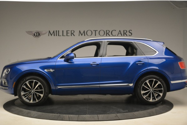 Used 2018 Bentley Bentayga W12 Signature for sale Sold at Rolls-Royce Motor Cars Greenwich in Greenwich CT 06830 3