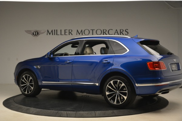 Used 2018 Bentley Bentayga W12 Signature for sale $169,900 at Rolls-Royce Motor Cars Greenwich in Greenwich CT 06830 4