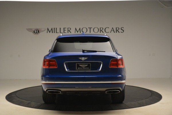 Used 2018 Bentley Bentayga W12 Signature for sale $169,900 at Rolls-Royce Motor Cars Greenwich in Greenwich CT 06830 6