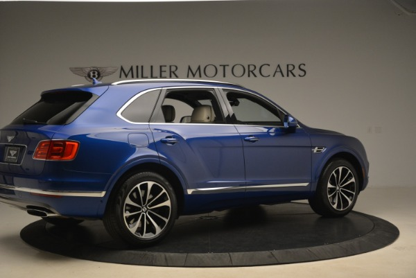 Used 2018 Bentley Bentayga W12 Signature for sale $169,900 at Rolls-Royce Motor Cars Greenwich in Greenwich CT 06830 8