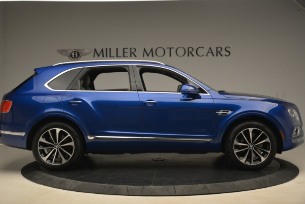 Used 2018 Bentley Bentayga W12 Signature for sale $169,900 at Rolls-Royce Motor Cars Greenwich in Greenwich CT 06830 9