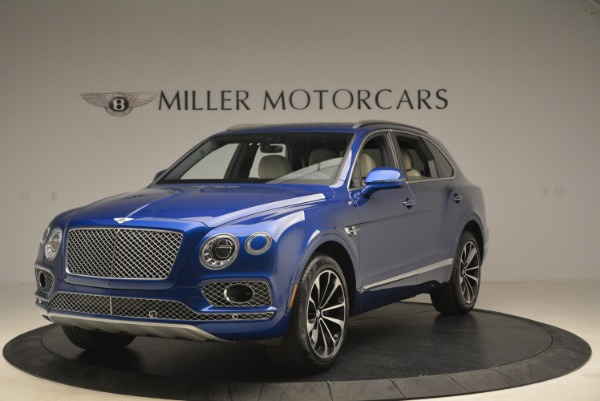 Used 2018 Bentley Bentayga W12 Signature for sale $169,900 at Rolls-Royce Motor Cars Greenwich in Greenwich CT 06830 1