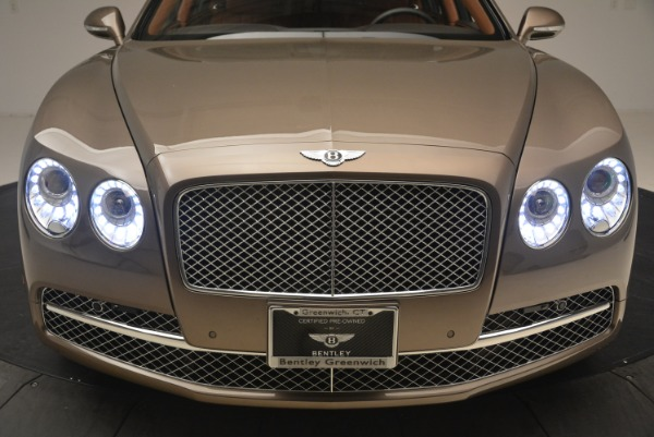 Used 2015 Bentley Flying Spur W12 for sale Sold at Rolls-Royce Motor Cars Greenwich in Greenwich CT 06830 14