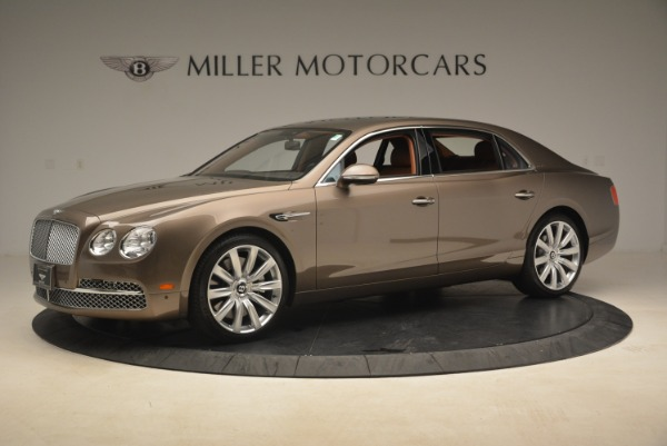 Used 2015 Bentley Flying Spur W12 for sale Sold at Rolls-Royce Motor Cars Greenwich in Greenwich CT 06830 2