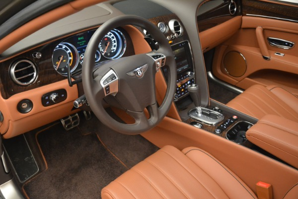 Used 2015 Bentley Flying Spur W12 for sale Sold at Rolls-Royce Motor Cars Greenwich in Greenwich CT 06830 20