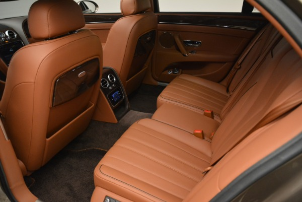 Used 2015 Bentley Flying Spur W12 for sale Sold at Rolls-Royce Motor Cars Greenwich in Greenwich CT 06830 21