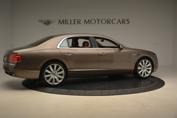 Used 2015 Bentley Flying Spur W12 for sale Sold at Rolls-Royce Motor Cars Greenwich in Greenwich CT 06830 8