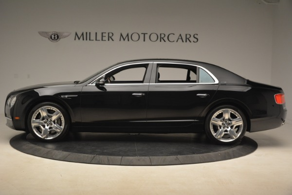 Used 2014 Bentley Flying Spur W12 for sale Sold at Rolls-Royce Motor Cars Greenwich in Greenwich CT 06830 3