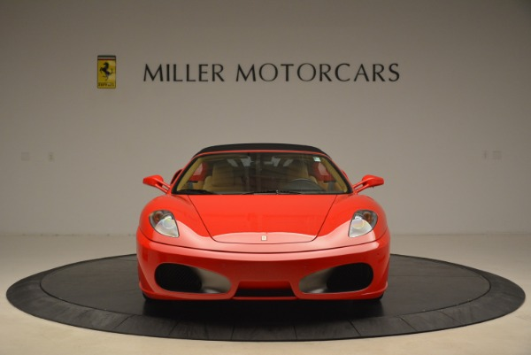 Used 2008 Ferrari F430 Spider for sale Sold at Rolls-Royce Motor Cars Greenwich in Greenwich CT 06830 24