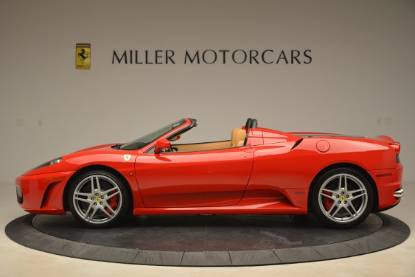 Used 2008 Ferrari F430 Spider for sale Sold at Rolls-Royce Motor Cars Greenwich in Greenwich CT 06830 3