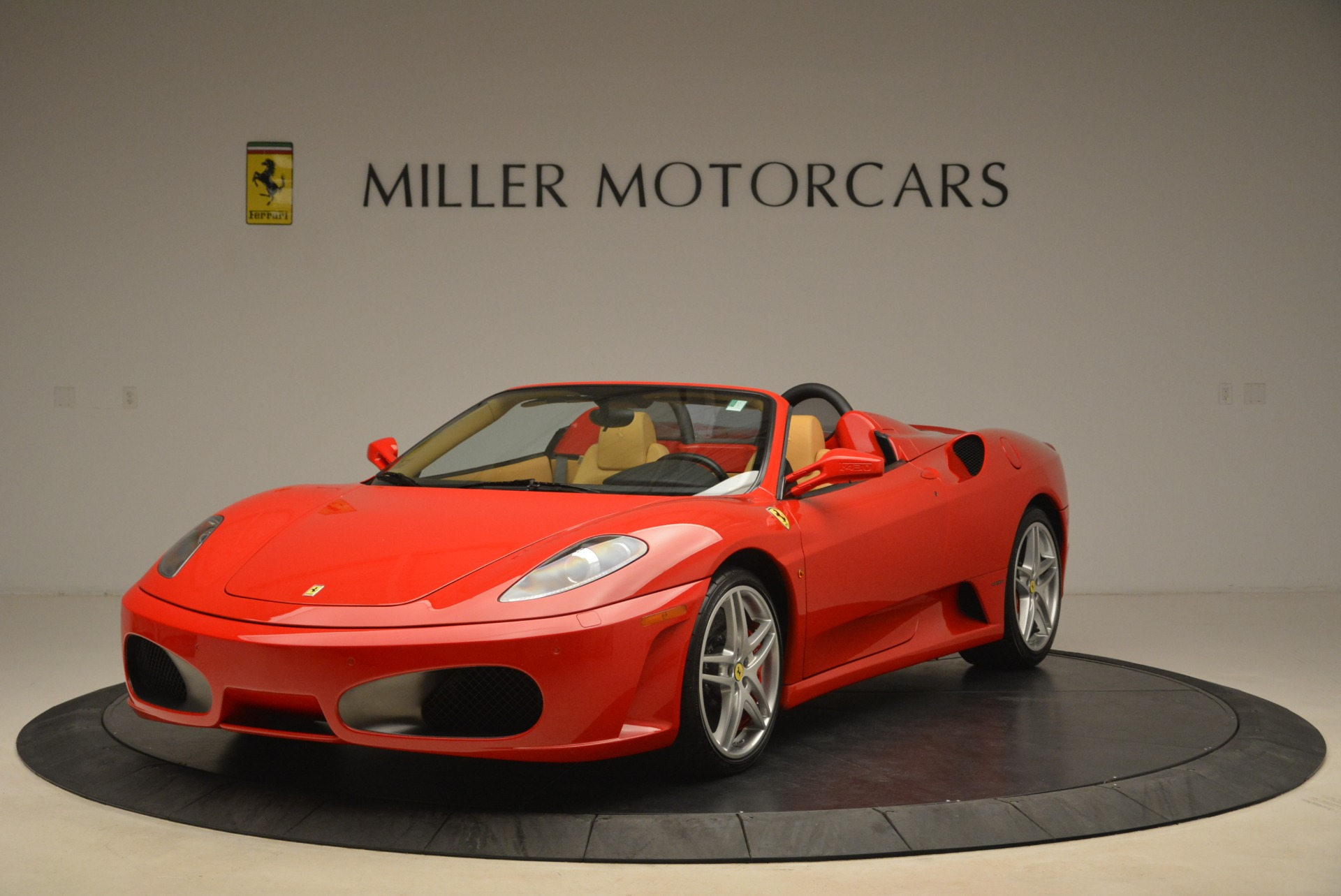 Used 2008 Ferrari F430 Spider for sale Sold at Rolls-Royce Motor Cars Greenwich in Greenwich CT 06830 1