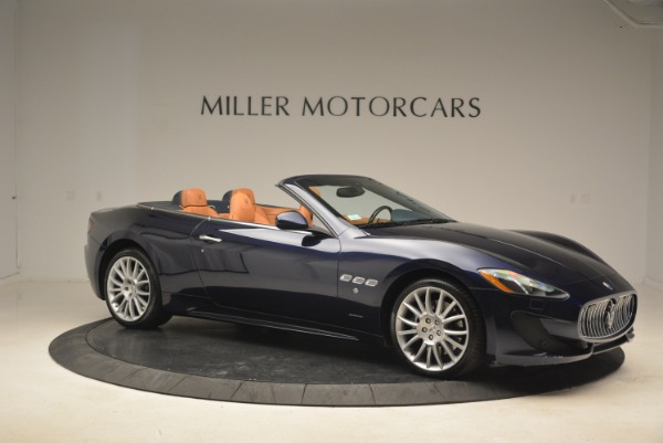 Used 2014 Maserati GranTurismo Sport for sale Sold at Rolls-Royce Motor Cars Greenwich in Greenwich CT 06830 15