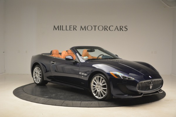 Used 2014 Maserati GranTurismo Sport for sale Sold at Rolls-Royce Motor Cars Greenwich in Greenwich CT 06830 16
