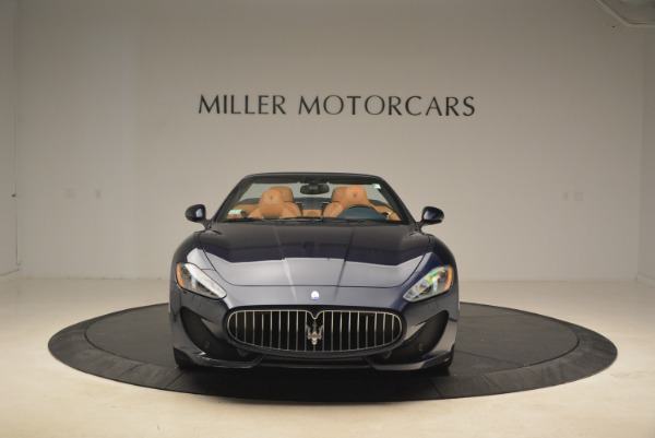 Used 2014 Maserati GranTurismo Sport for sale Sold at Rolls-Royce Motor Cars Greenwich in Greenwich CT 06830 18