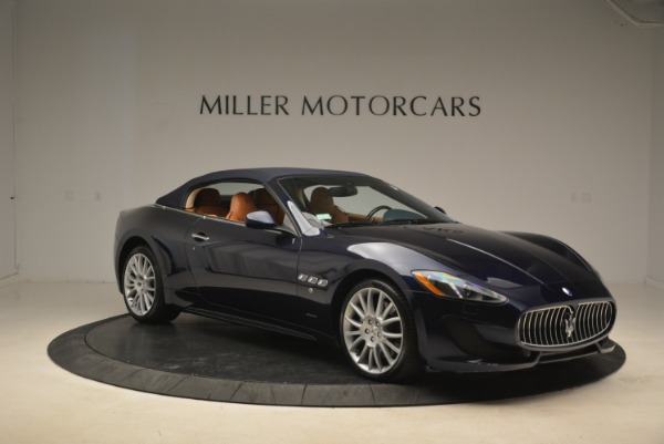 Used 2014 Maserati GranTurismo Sport for sale Sold at Rolls-Royce Motor Cars Greenwich in Greenwich CT 06830 22