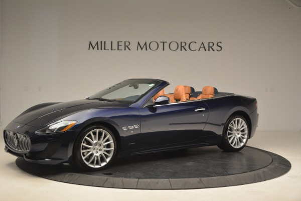 Used 2014 Maserati GranTurismo Sport for sale Sold at Rolls-Royce Motor Cars Greenwich in Greenwich CT 06830 3