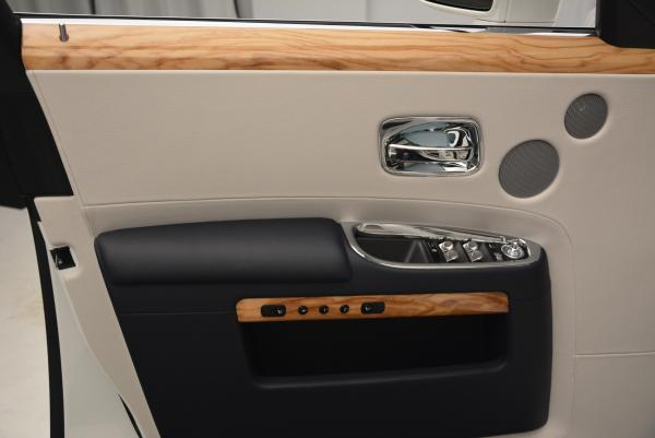 Used 2016 Rolls-Royce Ghost Series II for sale Sold at Rolls-Royce Motor Cars Greenwich in Greenwich CT 06830 17