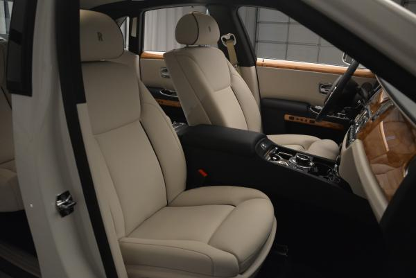 Used 2016 Rolls-Royce Ghost Series II for sale Sold at Rolls-Royce Motor Cars Greenwich in Greenwich CT 06830 24