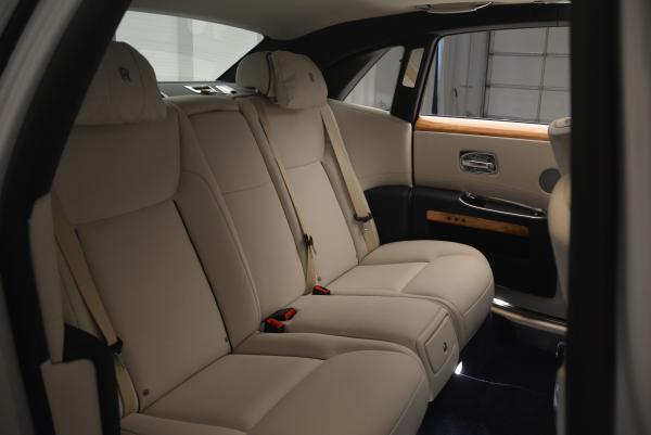 Used 2016 Rolls-Royce Ghost Series II for sale Sold at Rolls-Royce Motor Cars Greenwich in Greenwich CT 06830 25