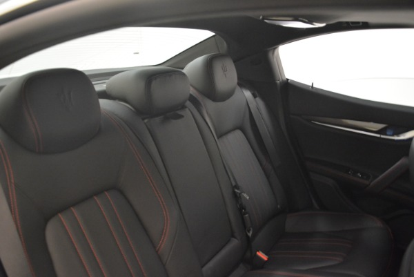 New 2018 Maserati Ghibli S Q4 for sale Sold at Rolls-Royce Motor Cars Greenwich in Greenwich CT 06830 28